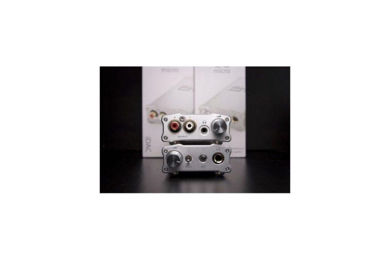 Amplificador de auriculares iFi iCAN