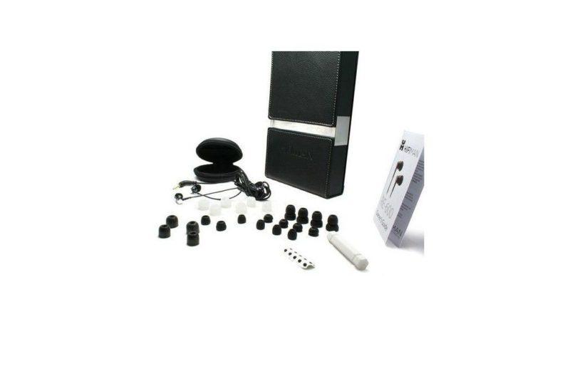 HifiMAN RE-600S. High End Headphones IEMs