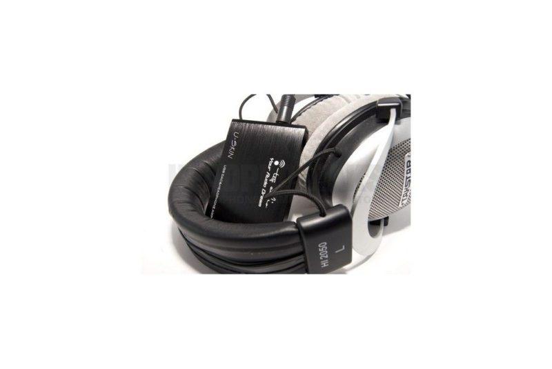 Amplificador de auriculares y DAC TGC U-Skin.