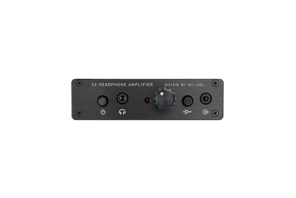 JDS Objective2+ODAC Objective2 headphone amp with integrated Objective DAC