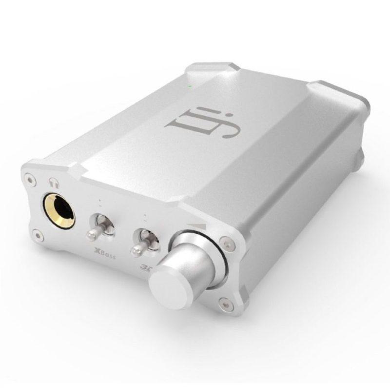 iFi nano iCAN portable High-End headphones amplifier