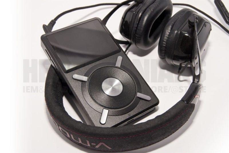 Reproductor portátil FiiO X5