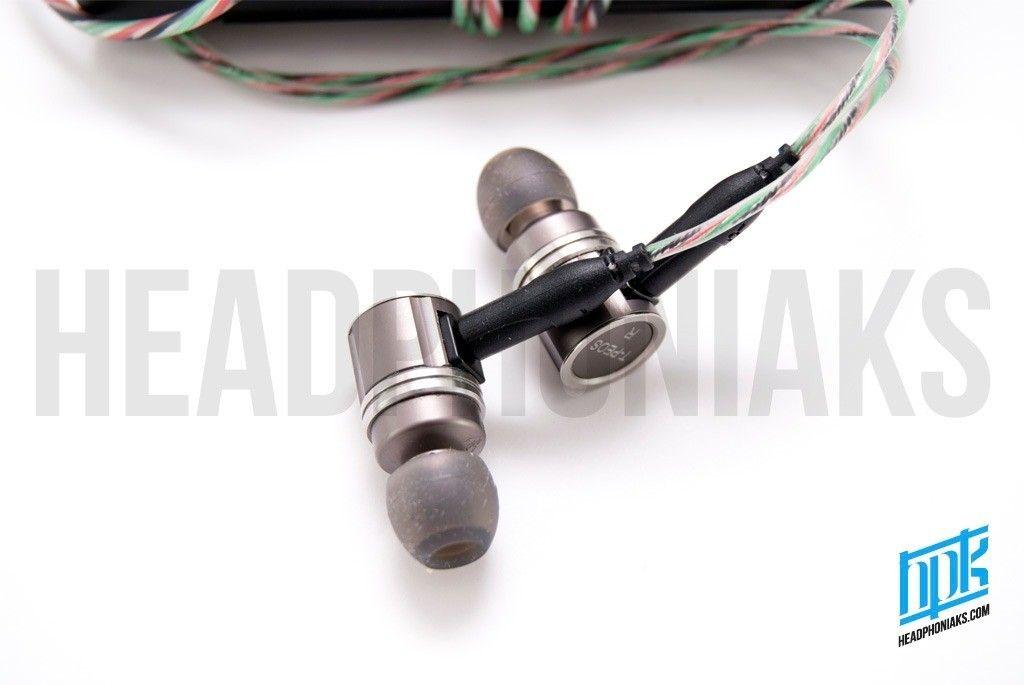 Auriculares HIFI in ear T-Peos H300