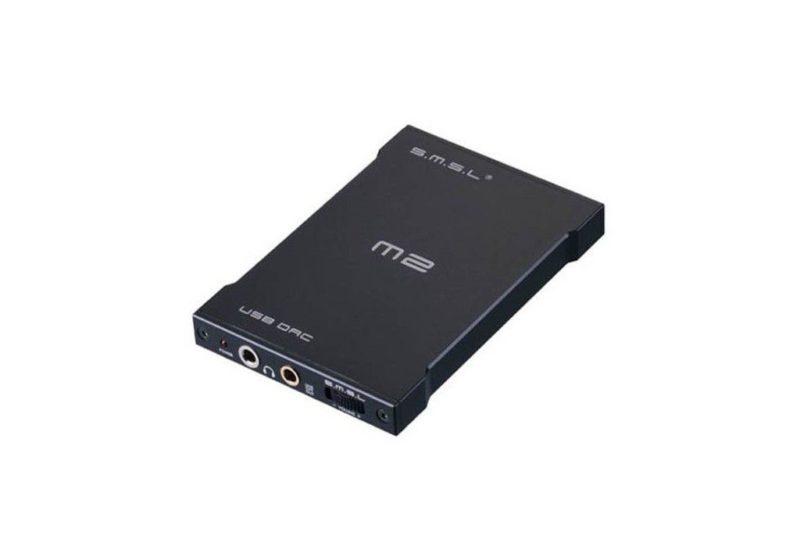 Amplificador DAC SMSL M2