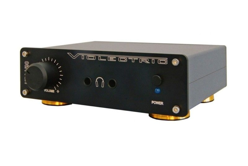 Violectric HPA V90. Headphones Amplifier