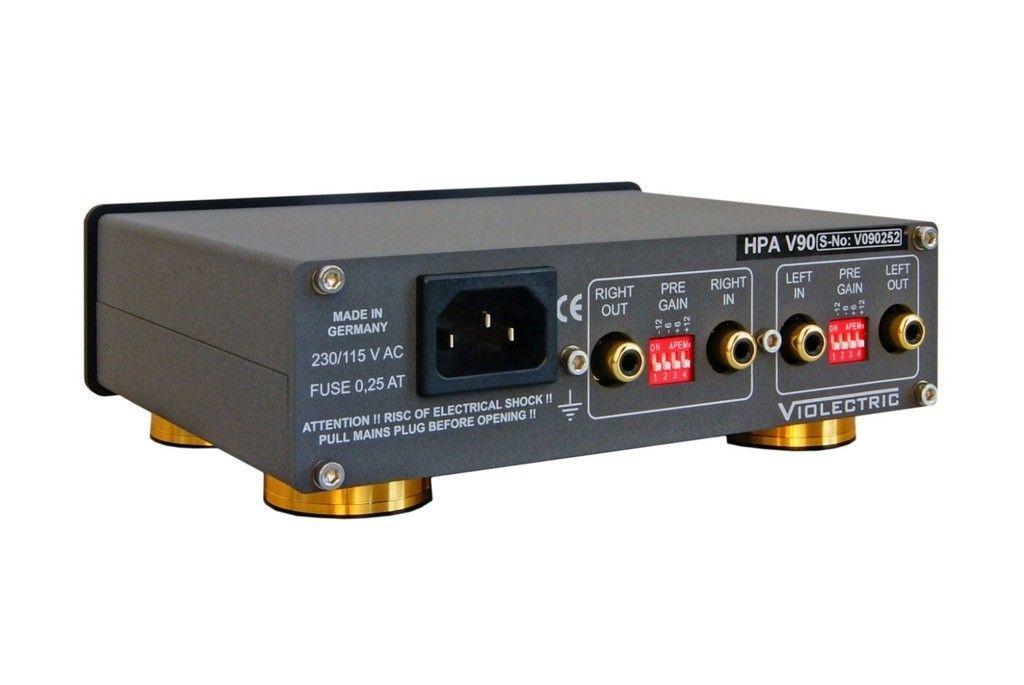 Violectric HPA V90. Headphones Amplifier
