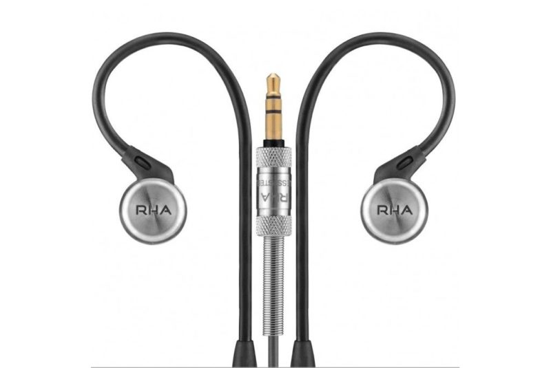 RHA MA750. Noise isolating, premium, in-ear headphones.