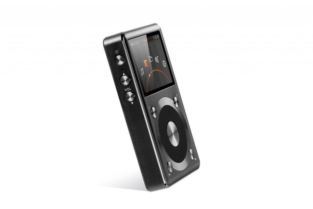 Reproductor para auriculares FiiO X3 II.