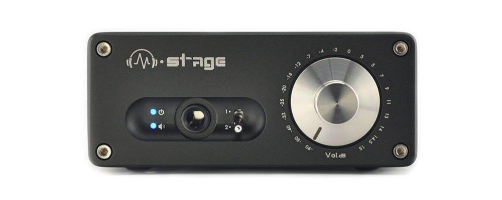 Amplificador de auriculares y DAC Matrix M-Stage HPA2 USB 1
