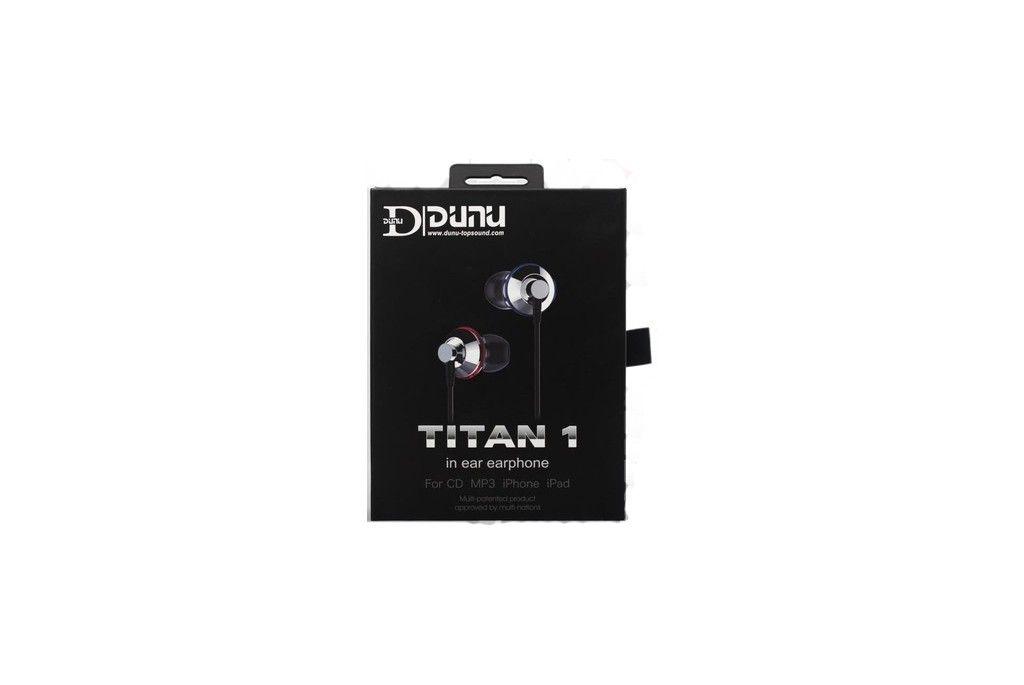 Auriculares in ear IEM Dunu Titan 1