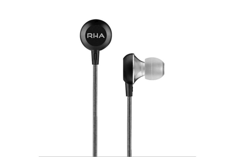 RHA MA600. Noise isolating, dynamic in-ear headphones