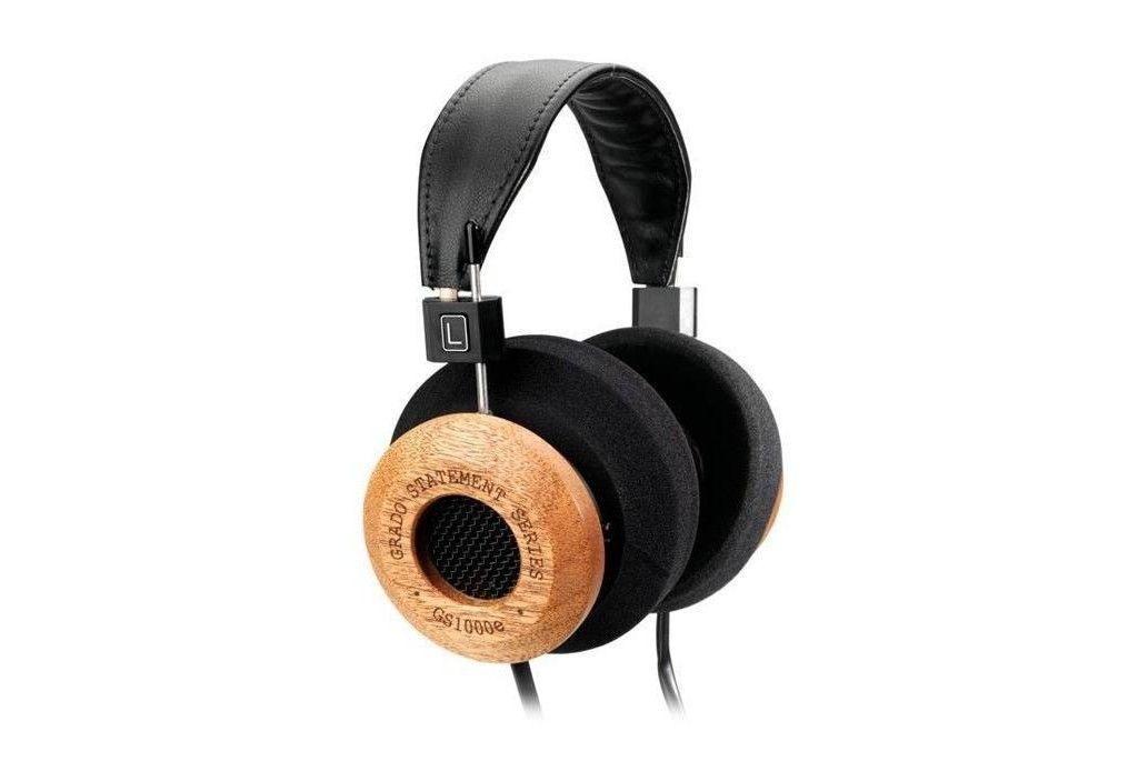 Grado GS1000e Open-back circumaural dynamic headphones
