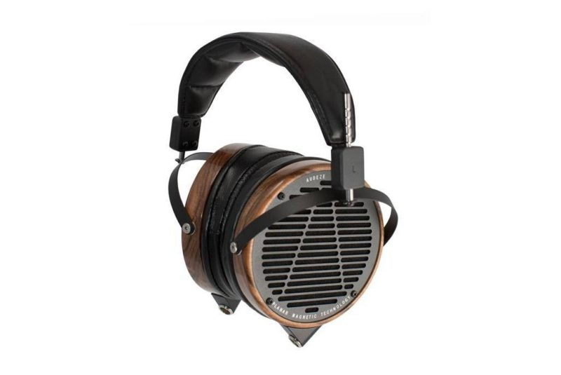 Audeze LCD-2 open back planar magnetic headphones