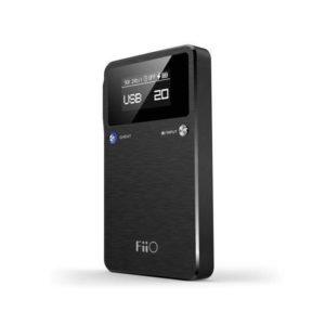 Amplificador / DAC de auriculares FiiO E17K
