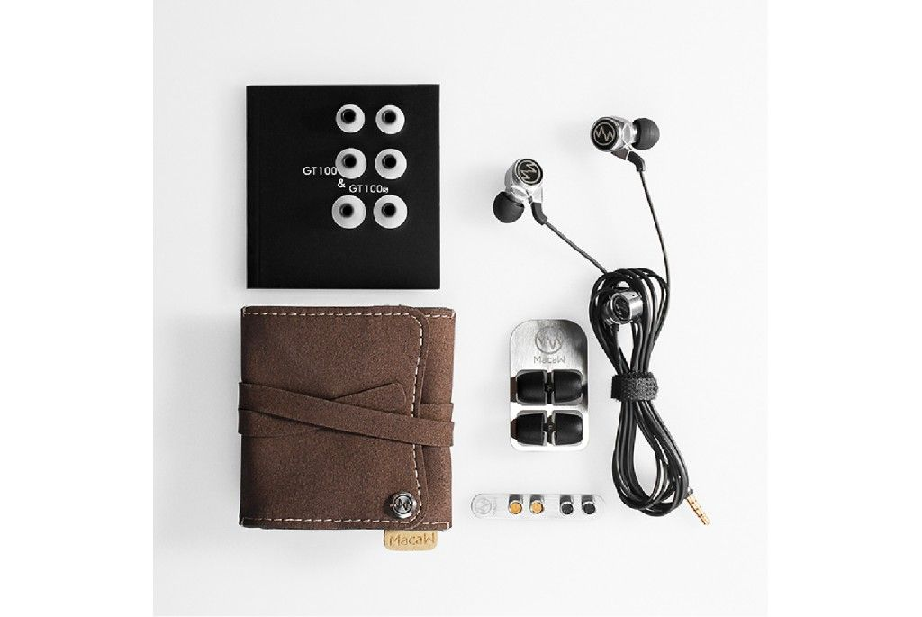 Auriculares In Ear Macaw GT100s