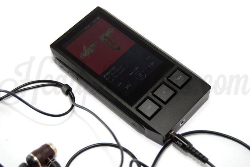 iBasso DX80. Digital Audio player for headphones.