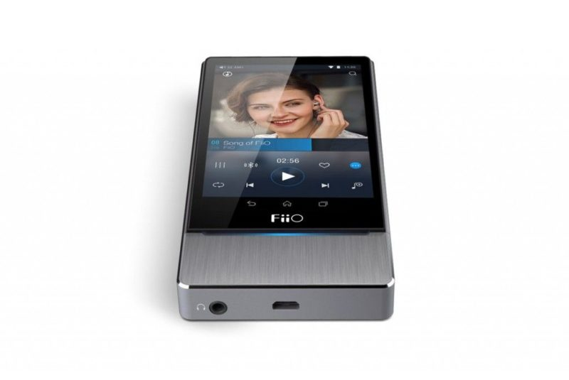 FiiO X7 Headphone amplifier module AM1 Android-based smart portable music player
