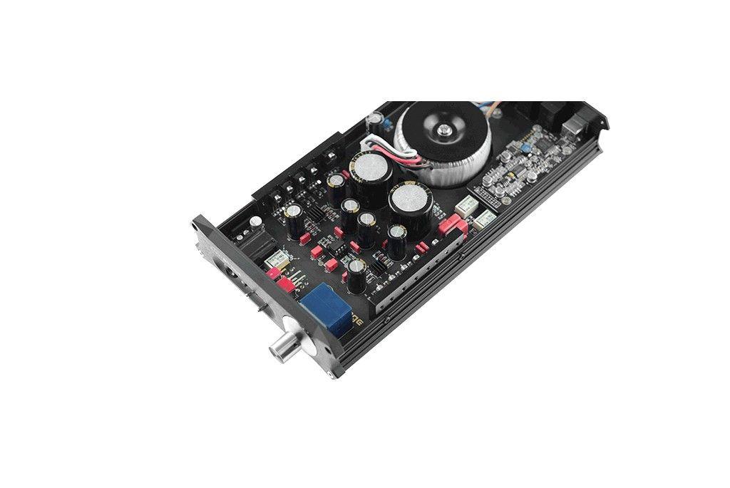 Matrix M-Stage HPA-3U amplificador de auriculares y DAC