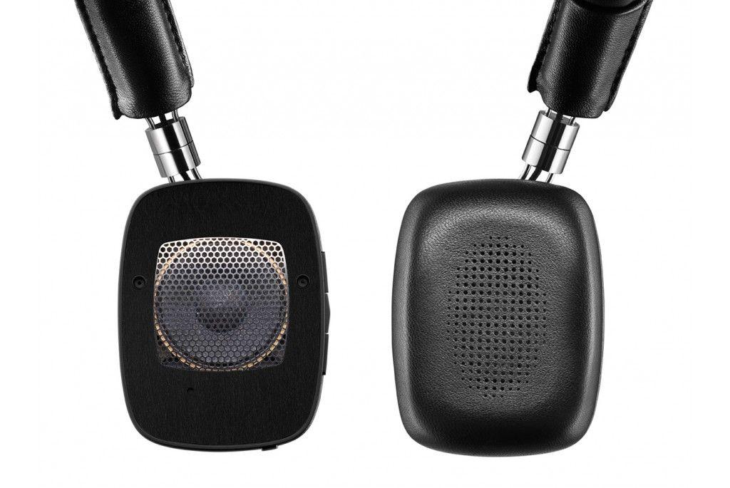 Bowers & Wilkins P5 Wireless. Auriculares inlámbricos Bluetooth.