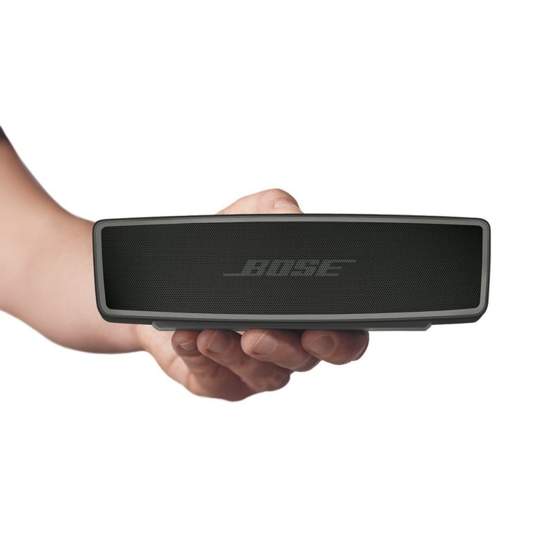 Bose SoundLink Mini II Altavoz Bluetooth portatil negro