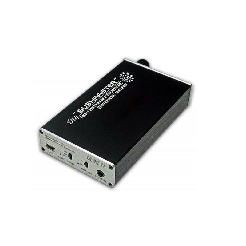 iBasso D14 Bushmaster Potente amplificador y DAC