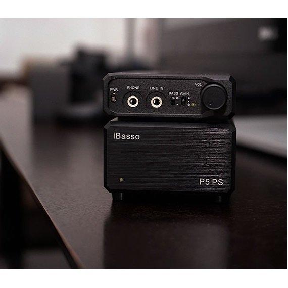 iBasso P5 Falcon Potente amplificador de auriculares