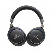 Audio Technica ATH-MSR7. Closed-back portable headphones.