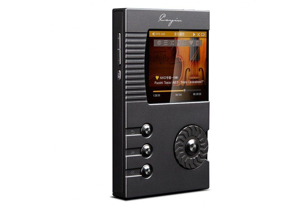 Reproductor de Audio portátil Cayin N5
