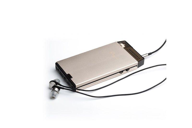 Amplificador de auriculares y DAC Cayin C5DAC