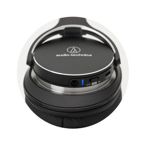Audio Technica ATH-MSR7NC Auriculares con cancelación de ruido activa 3