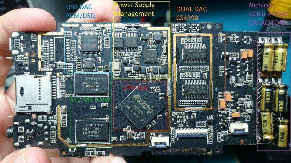 iBasso DX80 DAP