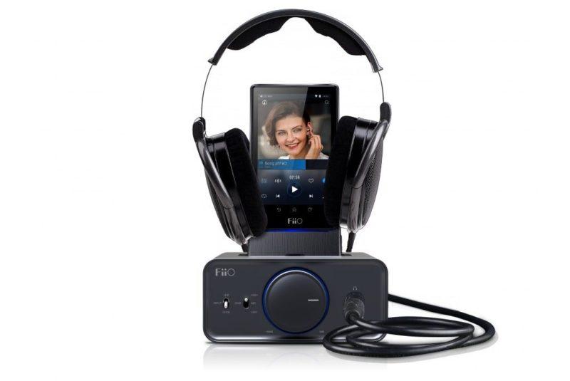 FiiO K5 Docking Headphone Amplifier /DAC