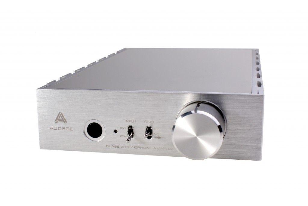 Audeze Deckard Amplificador de auriculares y DAC