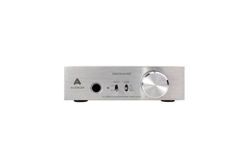 Audeze Deckard. Headphones audio amplifier and DAC USB