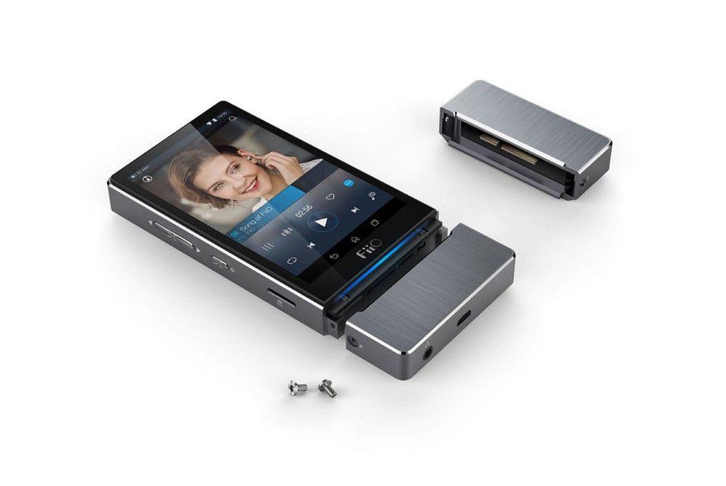 FiiO AM2 Medium Power Amplifier Module for FiiO X7 Audio player