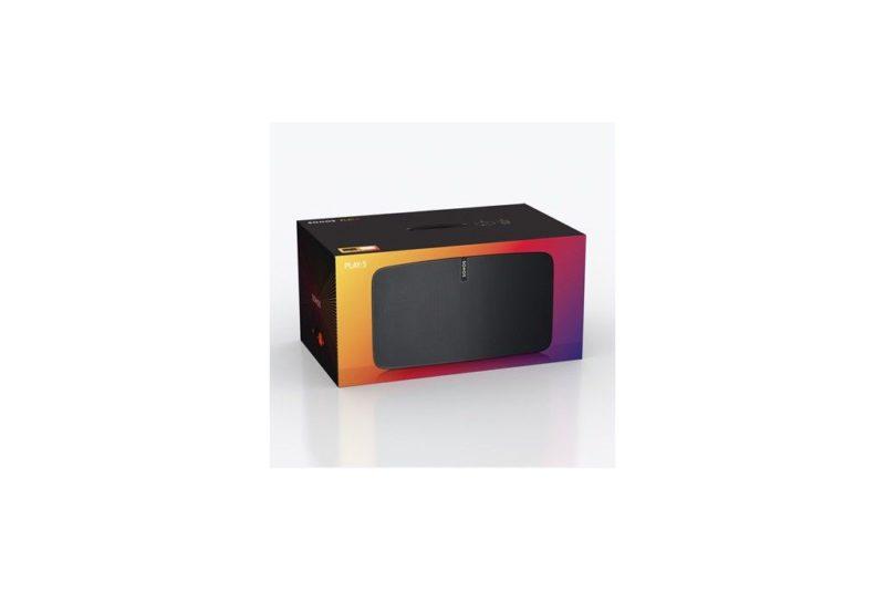 Altavoz inalámbrico Wifi Sonos Play 5