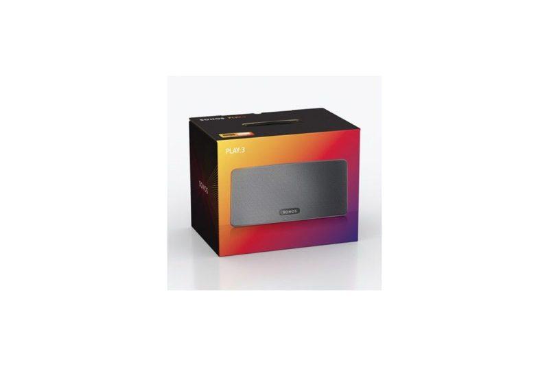 Altavoz inalámbrico WiFi Sonos Play 3