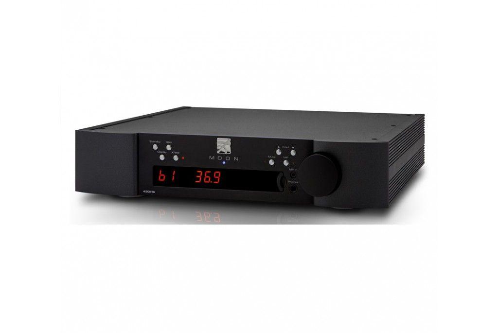 MOON Neo 430HA. Powerful headphones amplifier
