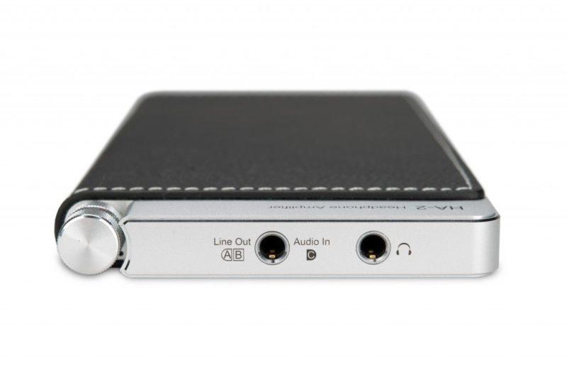 Amplificador de auriculares y DAC portátil Oppo HA-2