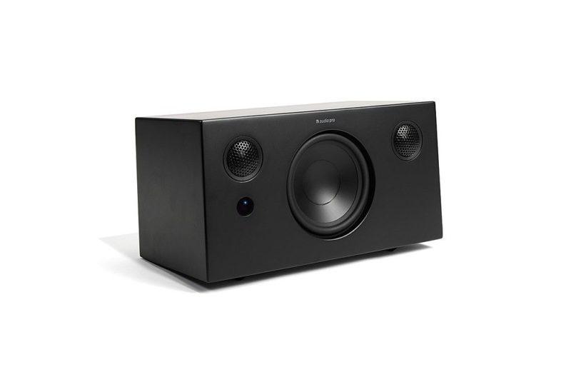 AudioPro Addon T10 Bluetoothspeaker white black