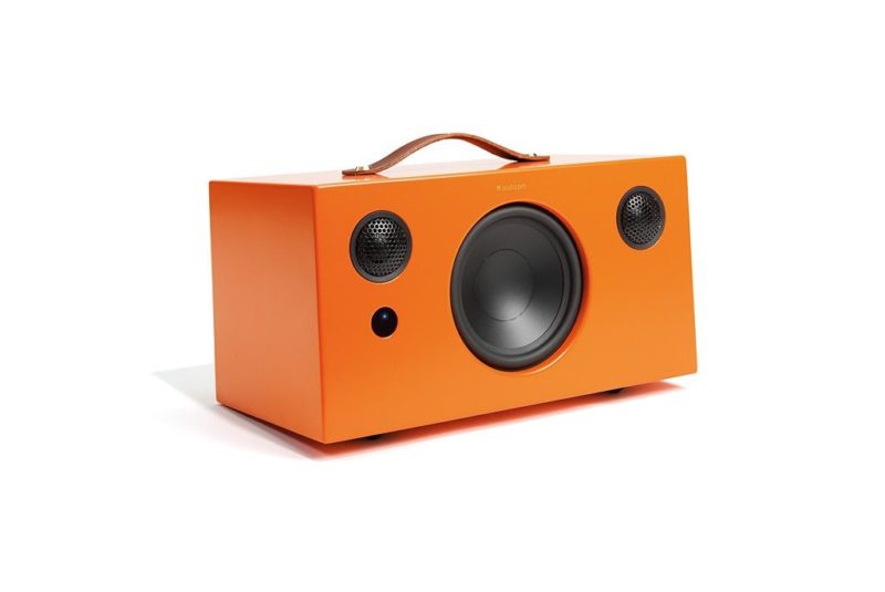 AudioPro Addon T10 Bluetoothspeaker white orange