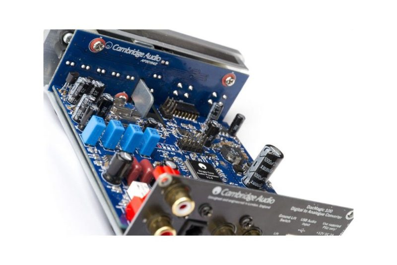 Cambridge Audio DacMagic 100 convertidor de digital a analógico