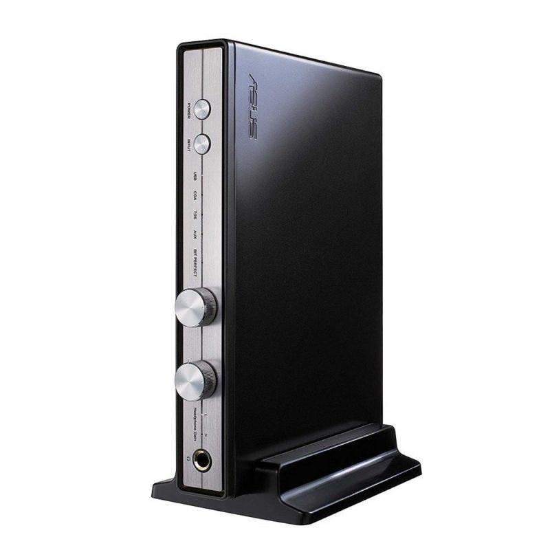 Asus Xonar Essence STU DAC y amplificador de auriculares