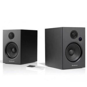 Audio Pro Addon T14 Wireless speakers, bigger sound smaller speakers black