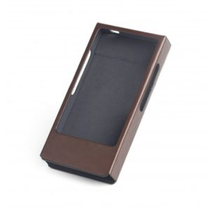 FiiO LC-X7A. Leatherette case for FiiO X7 Android audio player