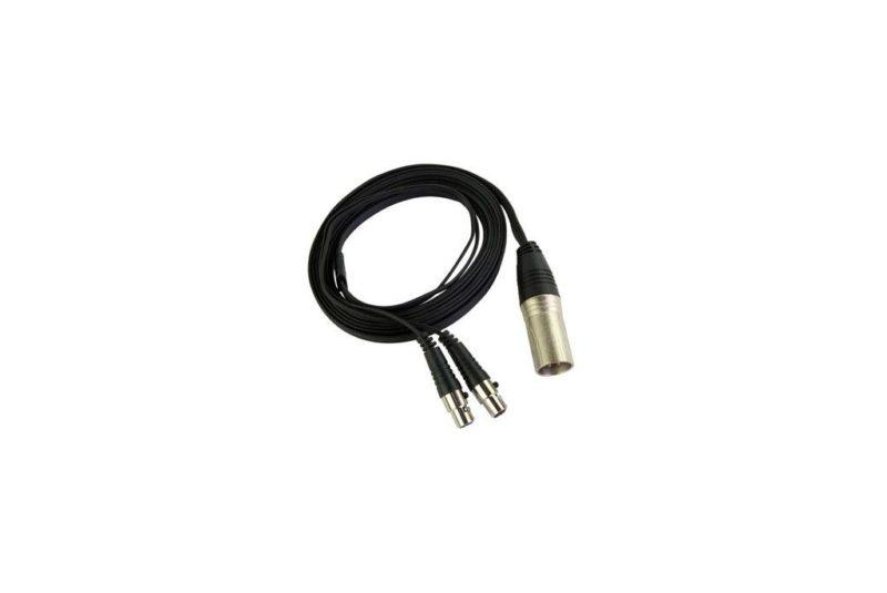 Cable balanceado - XLR / Mini-XLR 4 pin Audeze LCD