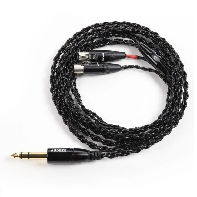 Audeze LCD Cable de una terminación a Mini-XLR 4 pin