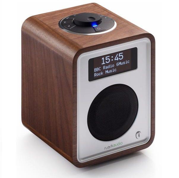 Ruark R1 MK3 Radio Altavoz Bluetooth inalámbrico marrón