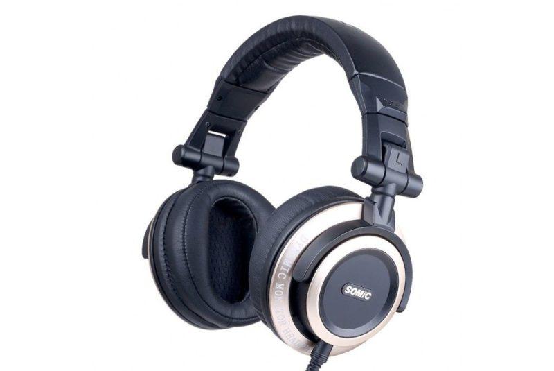Auriculares cerrados para gaming y DJs Somic V1