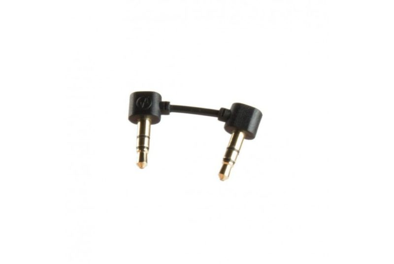 Cable de interconexión ultra corto de 3,5 mm